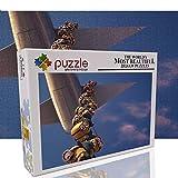 Puzzle clásico para Adultos 1000 Piezas Minions Rompecabezas de Juguete Educativo 1000 Piezas Regalo para un Amigo 70x50cm-Despicable Me
