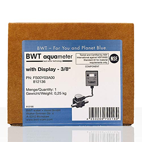 BWT Aquameter mit LCD Display (FS00Y03A00)