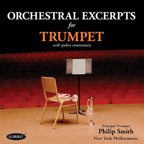 Orchestral Excerpts for Trumpet