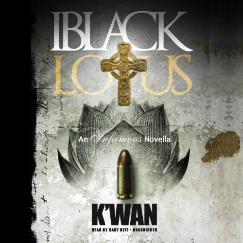 Black Lotus audiobook cover art
