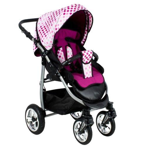 Adbor MIO Buggy special edition Farbe Nr. L05 rosa/pink