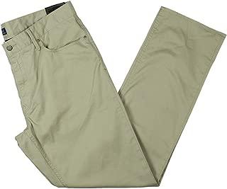 Ralph Lauren Polo Prospect Slim Straight-Fit Stretch Sateen Flat Front Pants