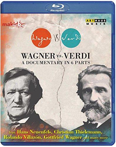 Wagner vs. Verdi (Dokumentation) [Blu-ray]