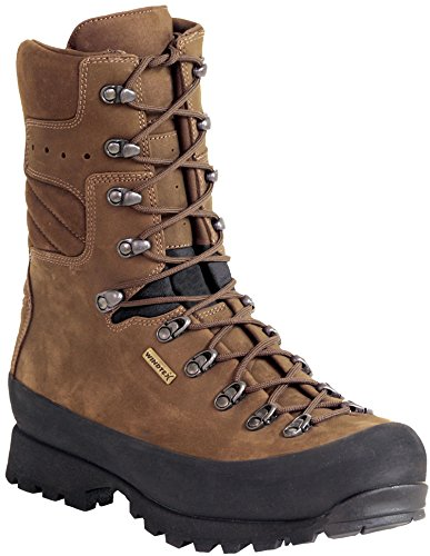 Kenetrek Men's Mountain Extreme 1000 Insulated Hunting Boot,Brown,10.5 M US