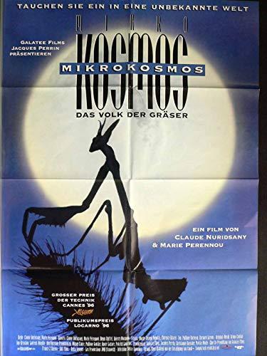 Mikrokosmos - Das Volk der Gräser - Filmposter A1 84x60cm gefaltet
