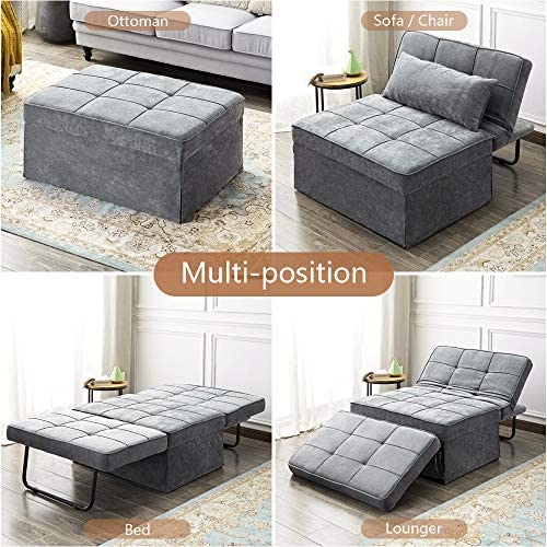 Circular sofa bed _image3