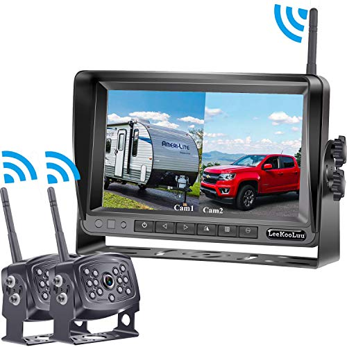 auto backup camera wireless - 7