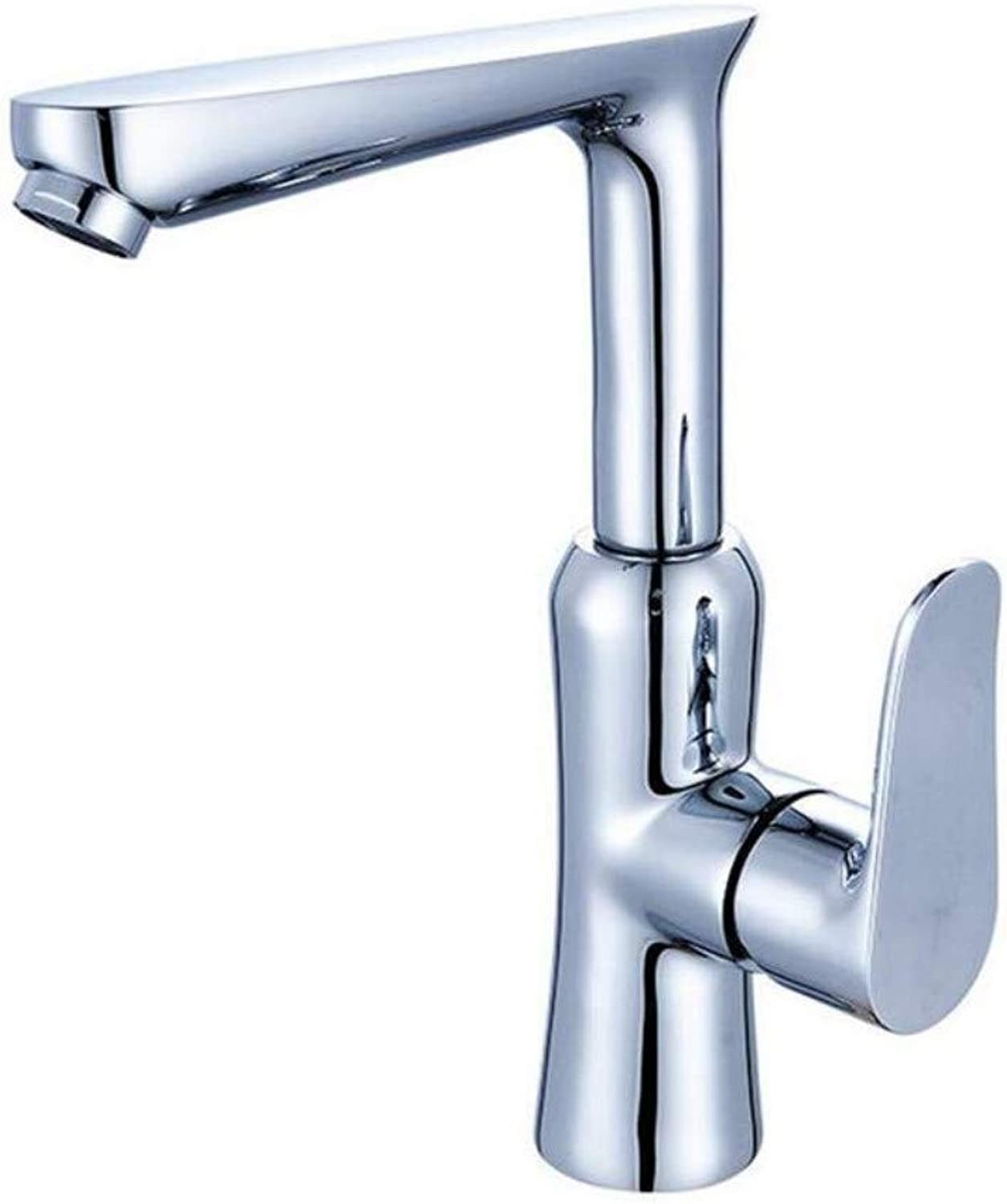 Taps Kitchen Sink360 redary Basin Faucet Washbasin Faucet Mixed Water Single Hole Faucet