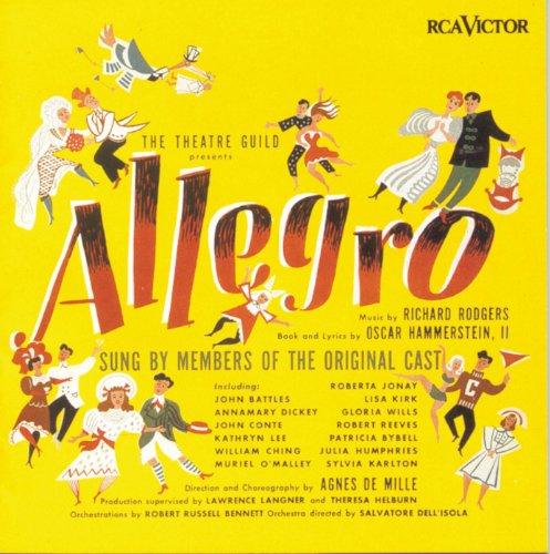 Allegro (Original Broadway Cast Recording)