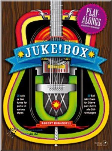 Jukebox - Gitarrenoten [Musiknoten]