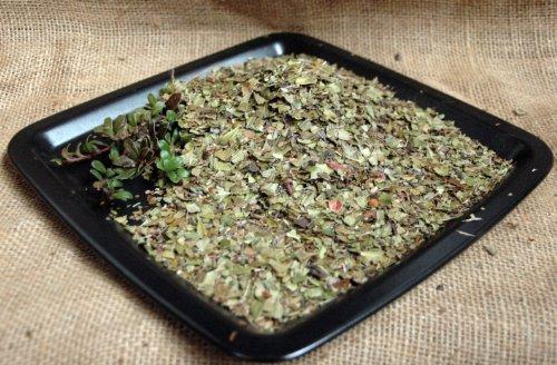 Naturix24 – Bärentraubenblättertee, Bärentraubenblätter geschnitten – 250 g Beutel