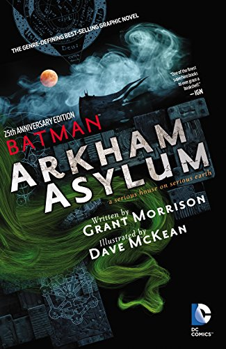 Batman: Arkham Asylum: 25th Anniversary (English Edition)