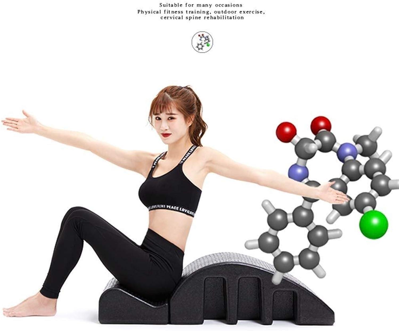 Pilates Yoga Massagebett - Multifunktions-, Arc-Ausrüstung, Wirbelsulenorthese, Wirbelsulendeformittskorrektur, Schaum-Kyphose-Korrektur