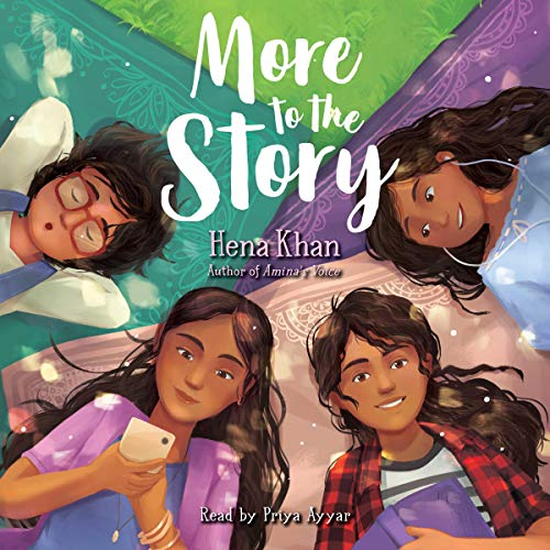 Couverture de More to the Story