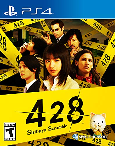 428: Shibuya Scramble for PlayStation 4 [USA]