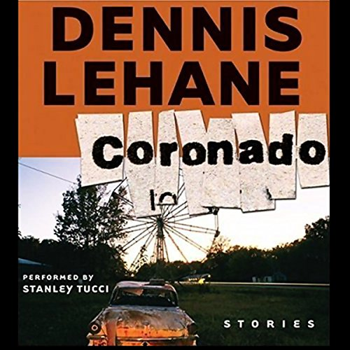 Coronado audiobook cover art