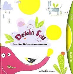Un livre CD pour dessiner en musique