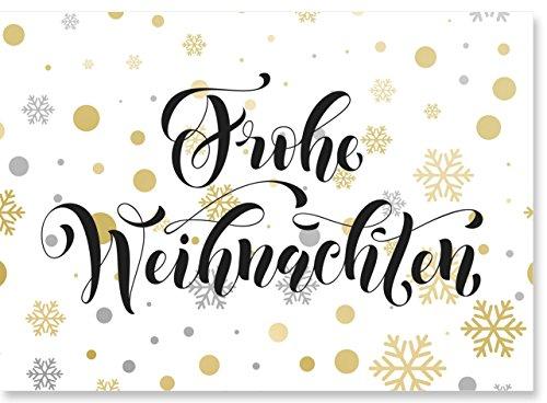 10Buon Natale Cartoline, biglietti di Natale, cartoline di Natale