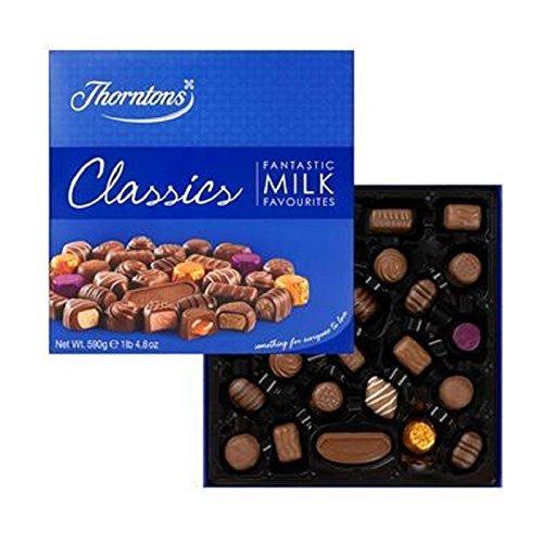Thorntons Classici latte (590g) (Confezione da 6)