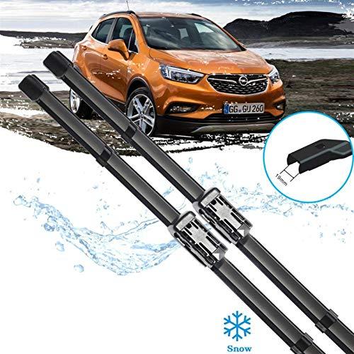 Wischblatt Auto Wischerblätter Für Opel Mokka 2013~2019 Vorne Scheibenwischer Autozubehör Vauxhall Mokka X 2014 2015 2016 2017 2018