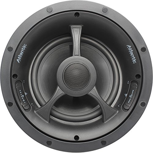 Why Choose Atlantic Technology IC-6HT-S 6.5-Inch 2-Way Thin Bezel Ceiling LCR Speaker