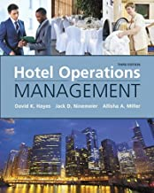 Hotel Operations Management (3rd Edition)