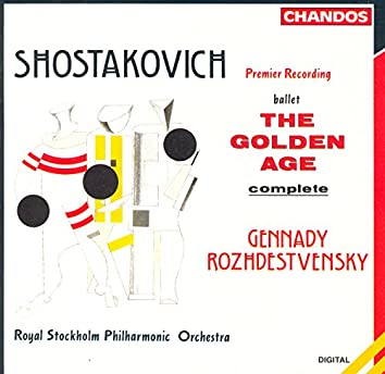 Shostakovich: Golden Age (The) (Complete)