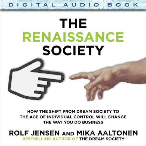 The Renaissance Society audiobook cover art