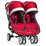 Best Compact Double Jogging Stroller - Baby Jogger City Mini Double Stroller - 2016 Review