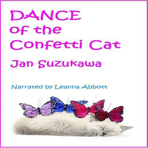 Dance of the Confetti Cat audiobook cover art