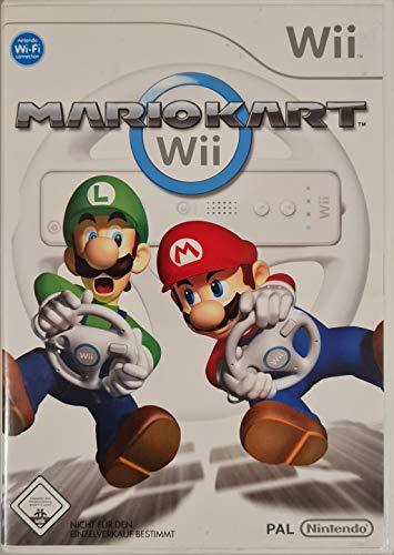 Gioco Wii Mario Bros MarioKart Wii Solus