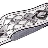 Moderno Patrón de Geometría Papel tapiz Pegatinas de Borde Autoadhesivas Extraíbles Pegatinas para el Hogar Decoración de Bordes para Cocina Baño Sala de Estar Azulejos