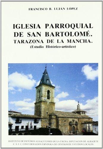 Iglesia Parroquial S. Bartolome. Tarazon