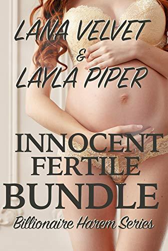 Innocent Fertile Bundle (Billionaire Harem) (English Edition)