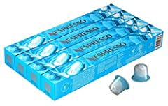 Original Line Only - Not Compatible with VertuoLine European Version of the product, Made in Switzerland, Not Affiliated with Nespresso USA, Works with US machines Freddo Delicato is for Sweet and Mild recipes with Ice, Lightly Roasted to reveal juic...
