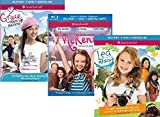 American Girl: 3-Movie Collection - Lea to the Rescue/ McKenna Shoots for the stars/ Grace Stir up Sucess