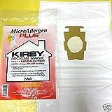 Suministros para el hogar & Limpieza Kirby Micron Magic Micro Plus alérgenos HEPA filtro de vacío bolsas 2058142bolsas