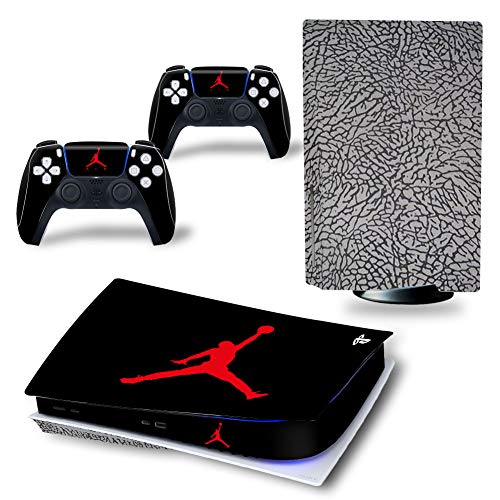 PS5 Console and Controller Skin Vinyl Sticker Decal Cover for PlayStation 5 Console and Controllers