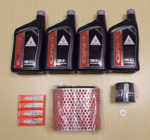 New 1995-2007 Honda VT 1100 VT1100 Shadow Sabre Complete Oil Service Tune-Up Kit