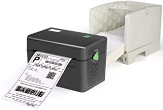 Fangtek Printer and Label Holder – Commercial Grade Direct Thermal High Speed Printer – Compatible with Amazon, Ebay, Etsy– 4×6 Thermal Printer