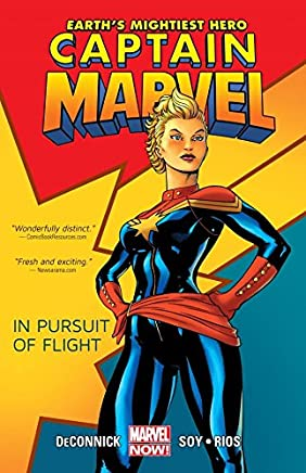Captain Marvel Vol. 1: In Pursuit of Flight (English Edition)