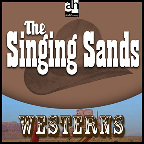 The Singing Sands audiobook cover art