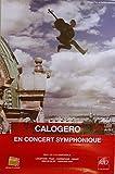 Calogero - En Concert Symphonique - 80X120 Cm Affiche / Poster