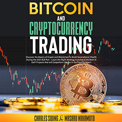 Bitcoin and Cryptocurrency Trading cover art