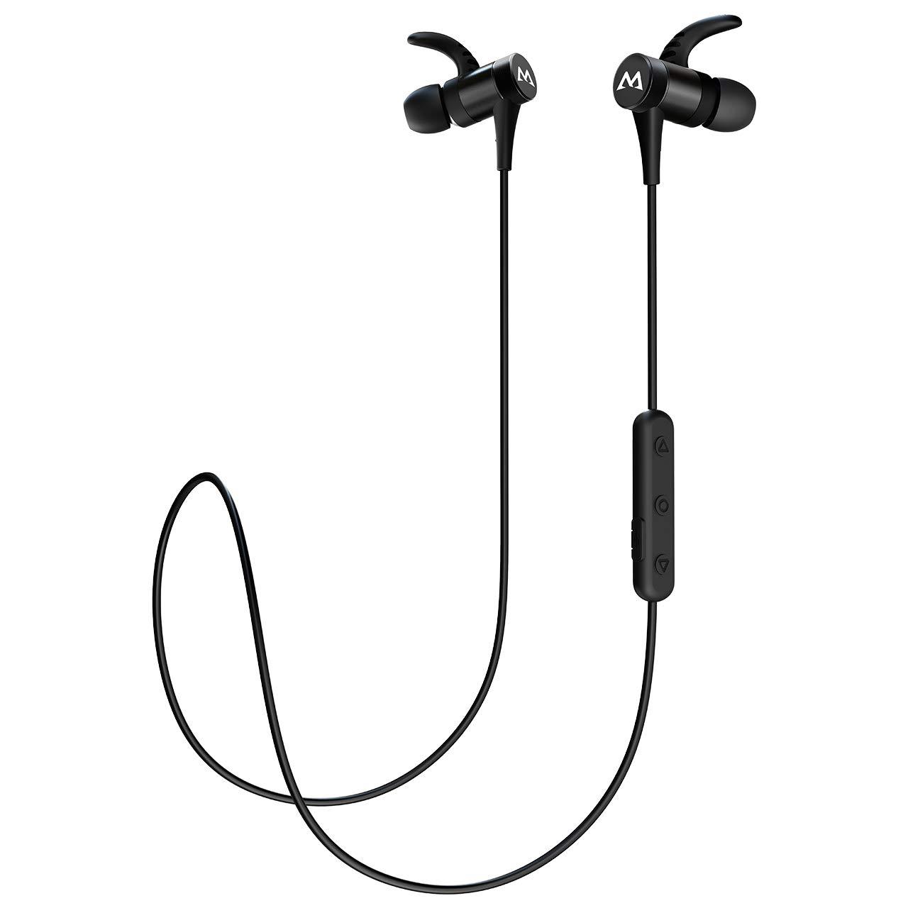Mpow Bluetooth Headphones Earphones Reduction