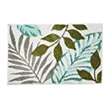 SKL HOME by Saturday Knight Ltd. Sprouted Palm Bath Rug, Multicolored