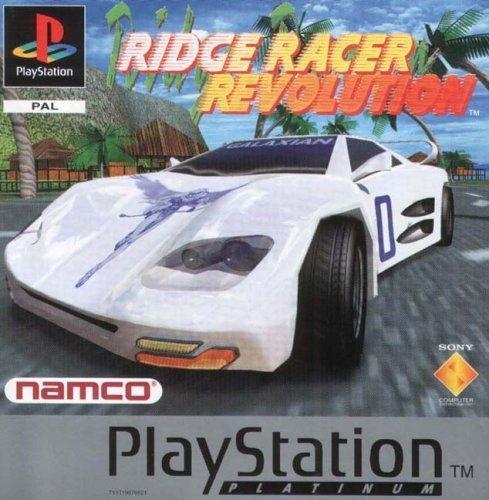Playstation 1 - Ridge Racer Revolution