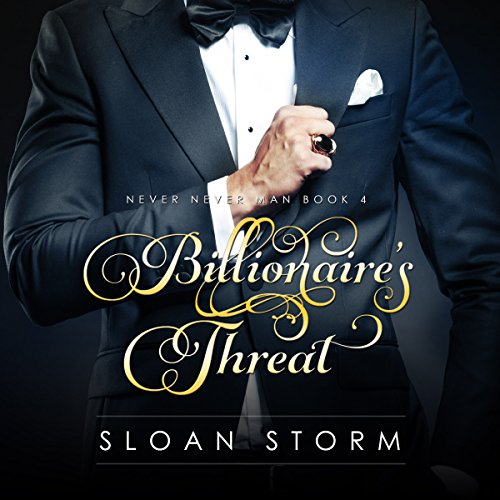 Billionaire's Threat audiobook cover art