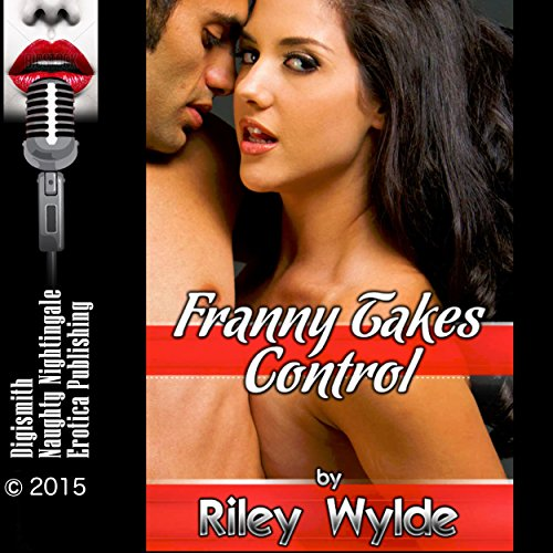 Franny Takes Control audiobook cover art