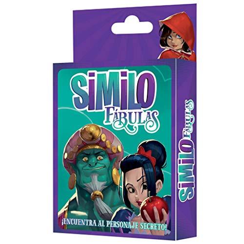 Horrible Games- Similo Fábulas, Color (Asmodee HGSI0001)